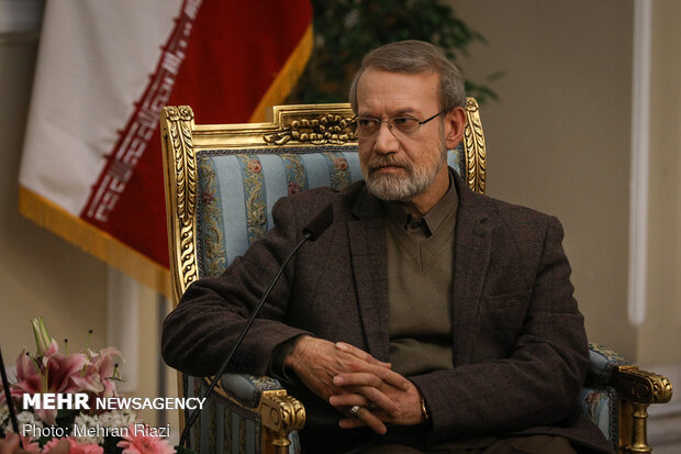 Foreign officials, counterparts wish speedy recovery for Larijani