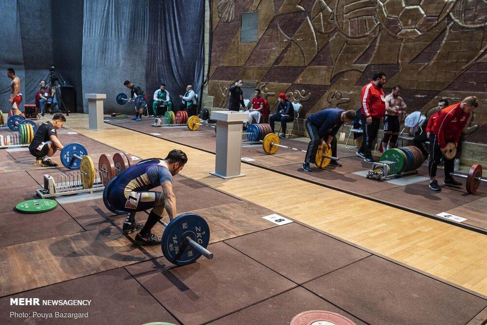 اردوی تیم ملی وزنهبرداری آغاز شد/ استارت ۴۰ روز تمرین و قرنطینه