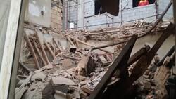 ریزش آوار در خیابان بهار تبریز/ ۳ نفر مصدوم شدند