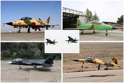 صعود جهانی نیروی هوایی پس از انقلاب/  وقتی «ایران» تولیدکننده جنگنده شد