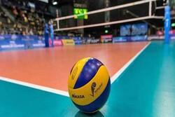 برگزاری مسابقه تیم والیبال شهرداری ورامین و سایپا بدون تماشاگر