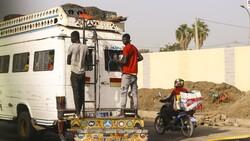 """زندگی روزمره مردم """"داکار""""  پایتخت سنگال"""