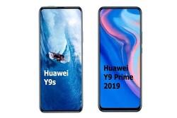 مقایسه قابلیتهای Huawei Y۹ Prime ۲۰۱۹ و Huawei Y۹S