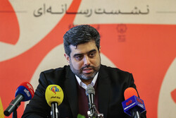 Iran's Music Office director Mohammad Allahyari