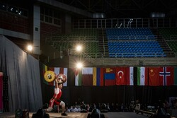 Final days of Intl. Fajr Cup in Rasht