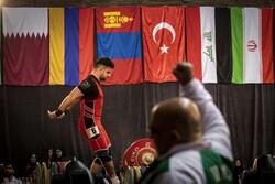 مطالبهگری تنها راه پیشرفت رشته وزنهبرداری کردستان است