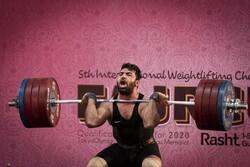 اردوی تیم ملی وزنهبرداری در اهواز به پایان رسید