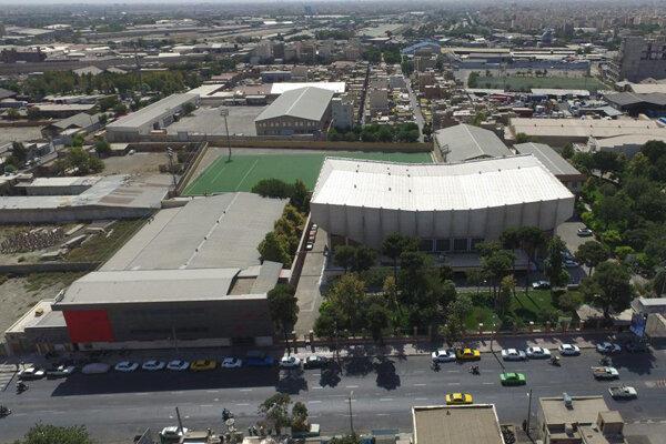 ۲۵ میلیارد اعتبار موردنیازبرای تکمیل بزرگترین سالن سرپوشیده تهران