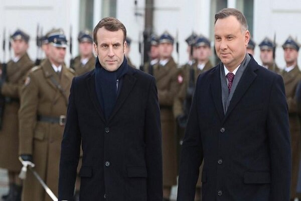 «مثلث جدید»؛ رویای ماکرون برای احیای اتحادیه اروپا/ چرا لهستان؟