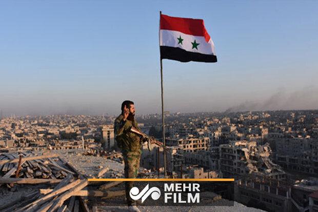 حلب میں ریف جنوبی کو آزاد کرالیا گیا