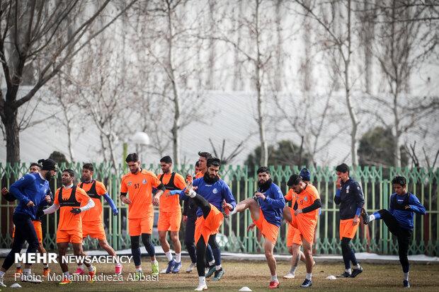 زمان بازگشت دو بازیکن خارجی استقلال به تهران مشخص شد