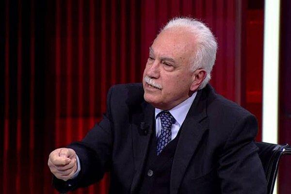 زعيم حزب الوطن التركي: نحن بحاجة إلى التواصل مباشرة مع الحكومة السورية
