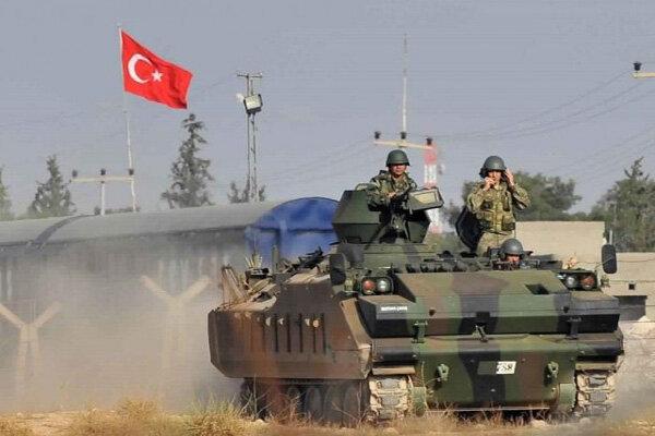کشته شدن ۲ نظامی ترکیه در حمله هوایی در ادلب سوریه