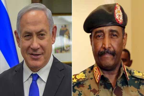 سودانیها از عادی سازی روابط با اسرائیل حمایت میکنند!