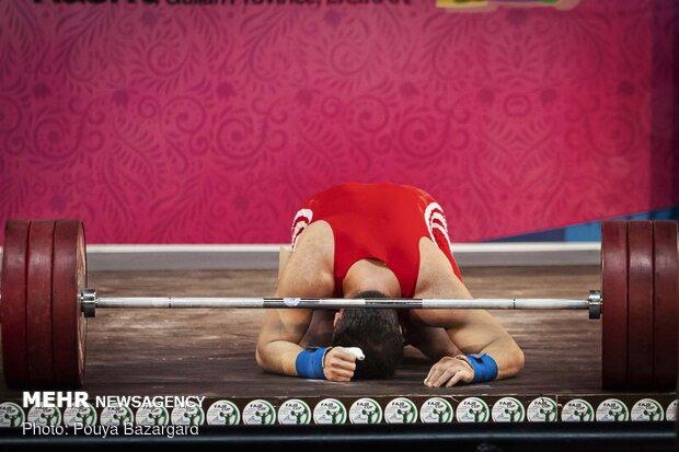 رئیس موقت فدراسیون جهانی وزنهبرداری برکنار شد!