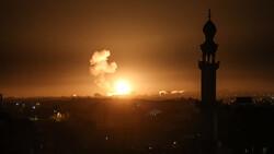 حمله پهپادی رژیم صهیونیستی به جنوب غزه