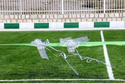 افتتاح طرح های عمرانی هشت بندی در دهه مبارک فجر