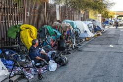 بیخانمانهای لاس وگاس