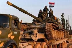 Suriye ordusu İdlib'de 8 teröristi etkisiz hale getirdi