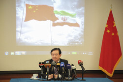 Chinese Ambassador holds press conf. on Wednesday