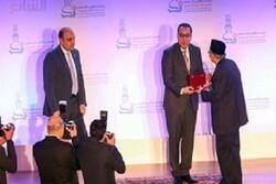 اندیشمند مسلمان اندونزیایی جایزه افتخاری دولت مصر را دریافت کرد