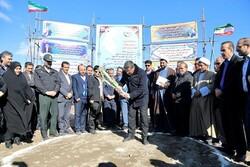 عملیات اجرایی بزرگترین شهرک گلخانهای غرب کشور در ملایر آغاز شد