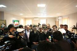 آغاز فعالیت نخستین مرکز کنترل هوشمند راهنمایی و رانندگی در مشهد