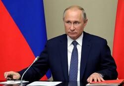Putin calls for sanctions 'moratorium' amid coronavirus pandemic