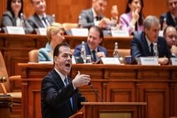 نخستوزیر رومانی برکنار شد