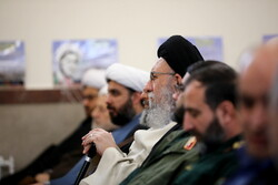 همایش طلایه داران انقلاب اسلامی در گرگان