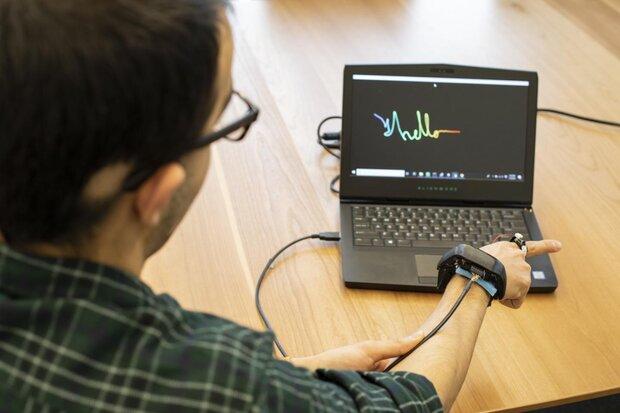 محقق ایرانی انگشتری برای ردیابی حرکات انگشت ساخت