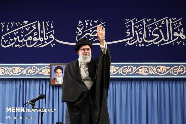 قائد الثورة الاسلامية سيستقبل الآلاف من مدّاحي أهل البيت (ع)