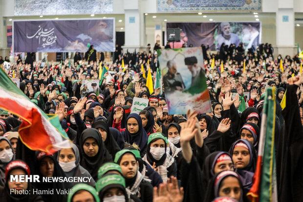 همایش بین المللی بیانیه گام دوم انقلاب