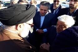 سرپرست وزارت جهاد کشاورزی وارد ورامین شد