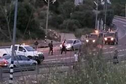 مقبوضہ بیت المقدس میں  کار سوار کے حملے ميں 15 اسرائیلی فوجی زخمی
