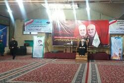 دشمنان به دنبال جنگ نیابتی علیه ایران بودند/ سردارسلیمانی مانع شد