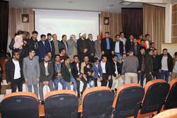 مراسم بدء فعاليات إتحاد الطلاب اليمنيين في إيران /صور