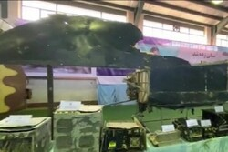 VIDEO: New recovered parts of downed US drone unveiled