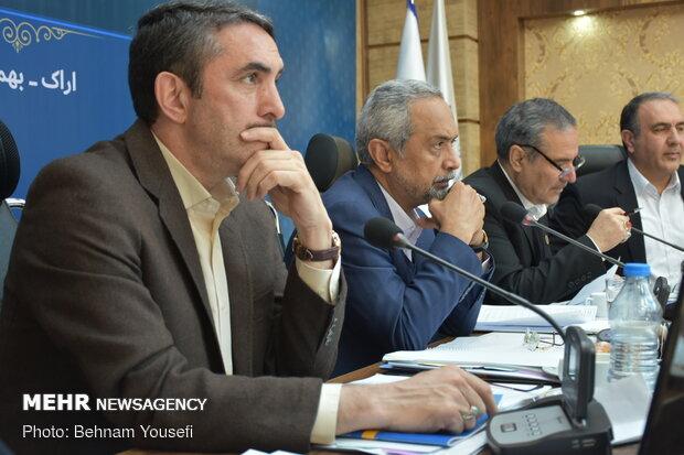 سفر معاون اقتصادی رئیس جمهور به استان مرکزی