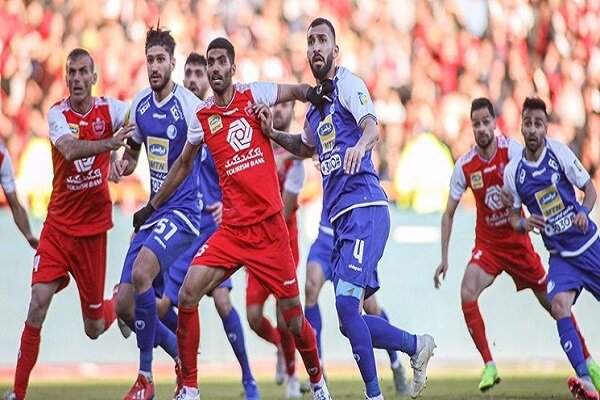 Persepolis Esteghlal Share The Spoils In Tehran Derby Mehr News Agency
