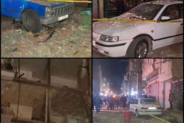 جزئیات انفجار مواد محترقه در «نسیم شهر»/۶ خانه آسیب دید