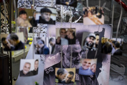 Lübnan'da Direniş şehitleri anıldı