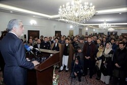 Afghanistan's Abdullah calls Islamic Revolution turning point in history