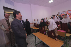 ایران کے مستضعفین ادارے کے سربراہ کا خراسان جنوبی کا دورہ