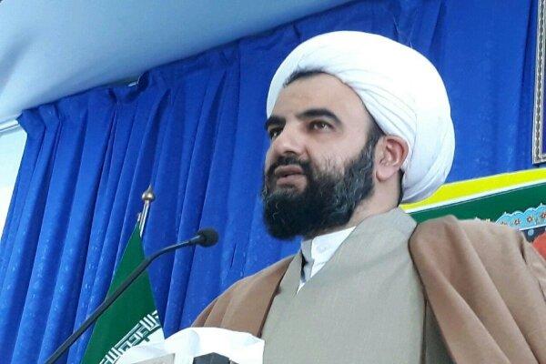 هر رأی مردم ایران تیری بر قلب دشمنان است