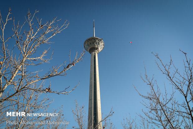 بازدید رایگان مادران پایتخت از برج میلاد