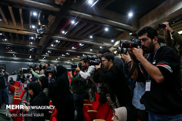 حاشیه های هفتمین روز از سی و هشتمین جشنواره فیلم فجر