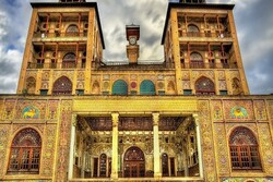 Golestan Palace, glorious palace in Tehran