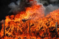 ۲۷۰۰ کیلوگرم مواد مخدر در استان بوشهر امحا شد