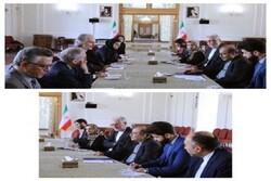 UN special envoy for Syria meets senior FM assistant in Tehran